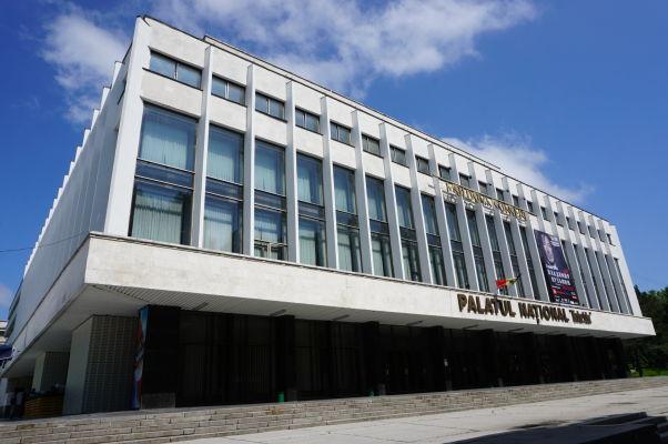 Národný palác (Palatul Național) - koncertná sieň