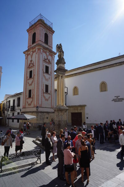 Námestie Plaza de la Compañía v Córdobe