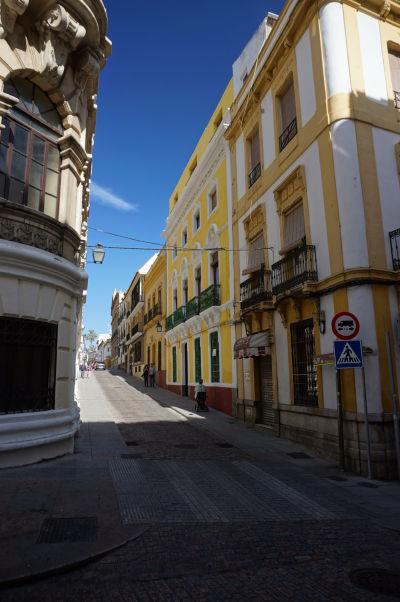 V uličkách Córdoby