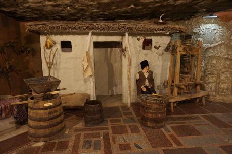 Múzeum histórie produkcie vína
