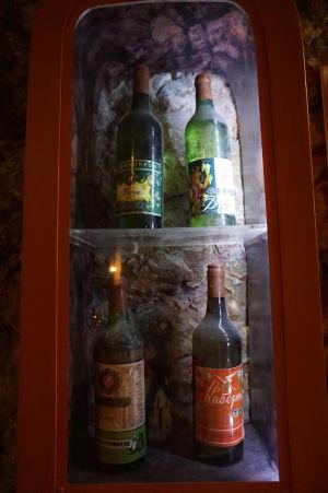 Fľaše z čias Sovietskeho zväzu