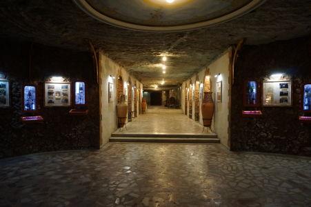 Vstupná hala do múzea