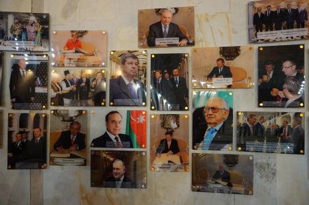 Fotografie významných osobností, ktoré Cricovu navštívili