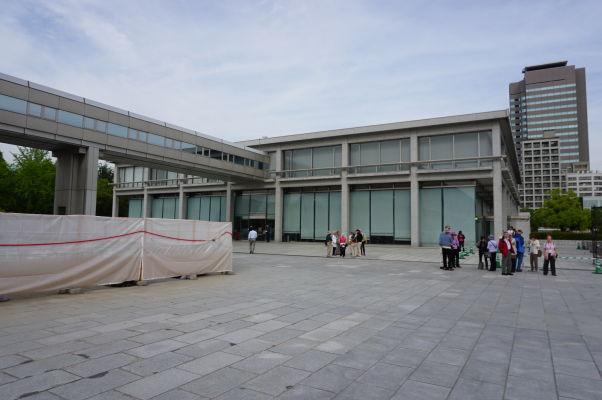 Múzeum mierového memoriálu v Hirošime