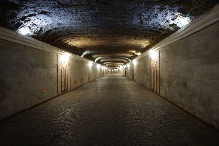 Podzemná ulica v Cricove