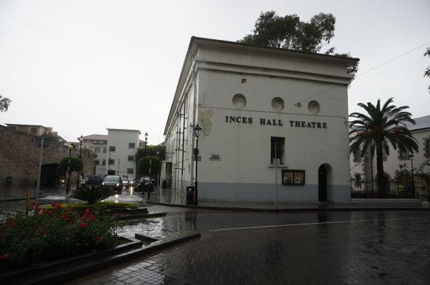 Ince's Hall Theatre na Gibraltári - kultúrne stredisko a divadlo