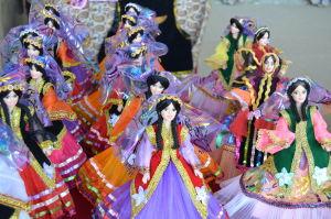 Suveníry - Iránska Barbie