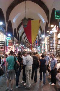 Istanbulský bazár