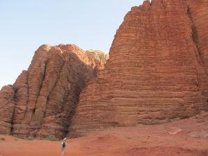 Vstup do kaňonu Chazali
