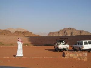 Beduíni disponujú modernou technikou