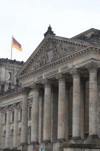 Fasáda Bundestagu
