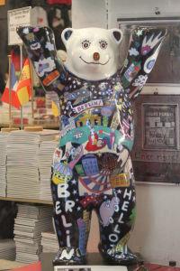 Medveď - Symbol Berlína