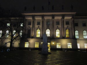 Humboldtova univerzita na Unter den Linden