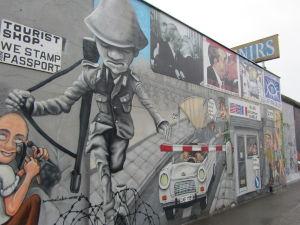 Berlínsky múr