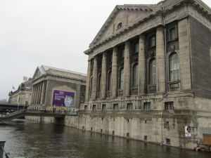 Múzejný ostrov - Pergamonské múzeum