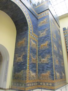 Pergamonské múzeum - Ištarská brána