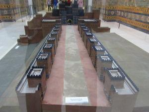 Pergamonské múzeum - Ištarská brána - Model