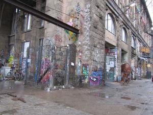 Berlínsky underground
