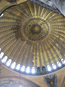Hagia Sophia - Kupola