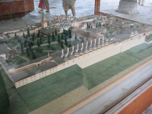 Palác Topkapı - Maketa