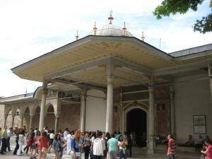 Palác Topkapı