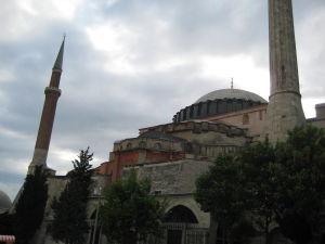 Hagia Sophia - Architektonický skvost Byzantskej ríše
