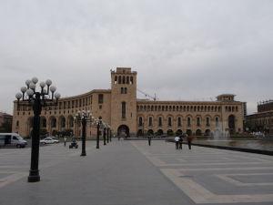 Námestie republiky - Ministerstvo zahraničných vecí
