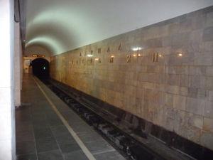 Jerevanské metro