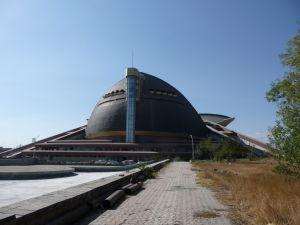 Šporotovo-koncertný komplex Karena Demirtčiana