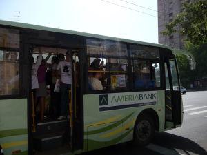 Jerevanský autobus