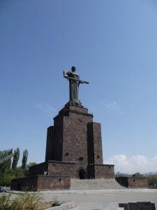 Matka Arménia v Parku víťazstva