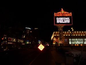Circus Circus - Jedno z kasín vo Vegas
