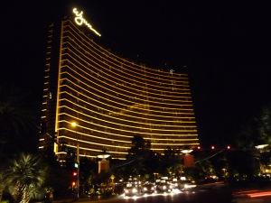 Wynn - Jeden z hotelov v Las Vegas