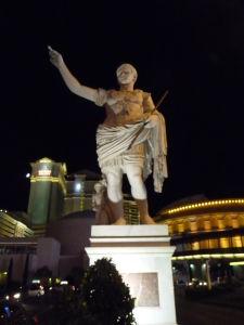 Ave Caesar!