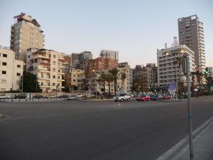 V uliciach Bejrútu