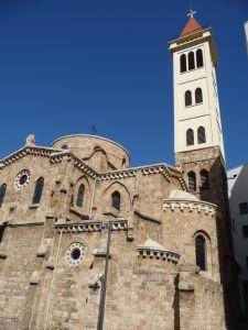 Rímskokatolícky kapucínsky chrám sv. Ľudovíta