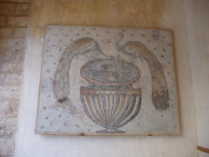 Grécky ortodoxný kostol sv. Juraja - Mozaika