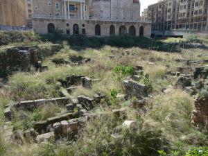 Ruiny rímskeho mesta