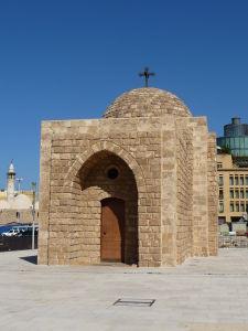 Grécky ortodoxný kostol sv. Juraja - Svätyňa Al Nourieh (Pani sveta)
