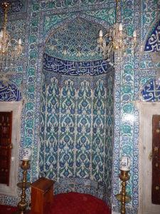 Dlaždicová mešita