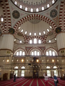 Sehzadova mešita (Princova mešita)