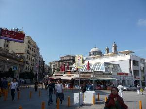Námestie Taksim