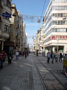 Ulica Istiklal