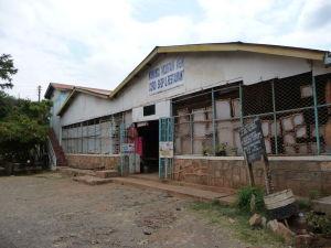 Namanga - Pohraničná dedinka na hraniciach s Tanzániou