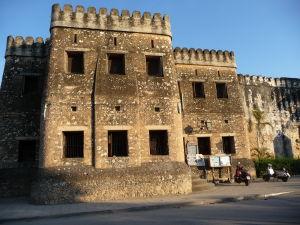 Stará pevnosť v Kamennom meste