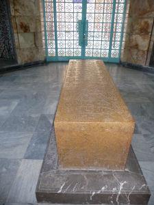 Hrob básnika Saadiho