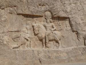 Reliéf kráľa Šápura I.