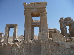Palác Tačara - Najzachovanejšia stavba Persepolisu