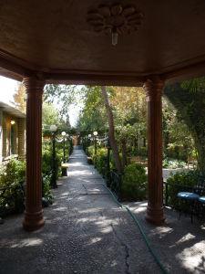 Reštaurácia Parsian - Záhradka