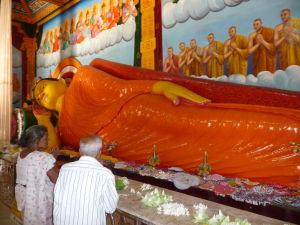 Anuradhapura - Chrám